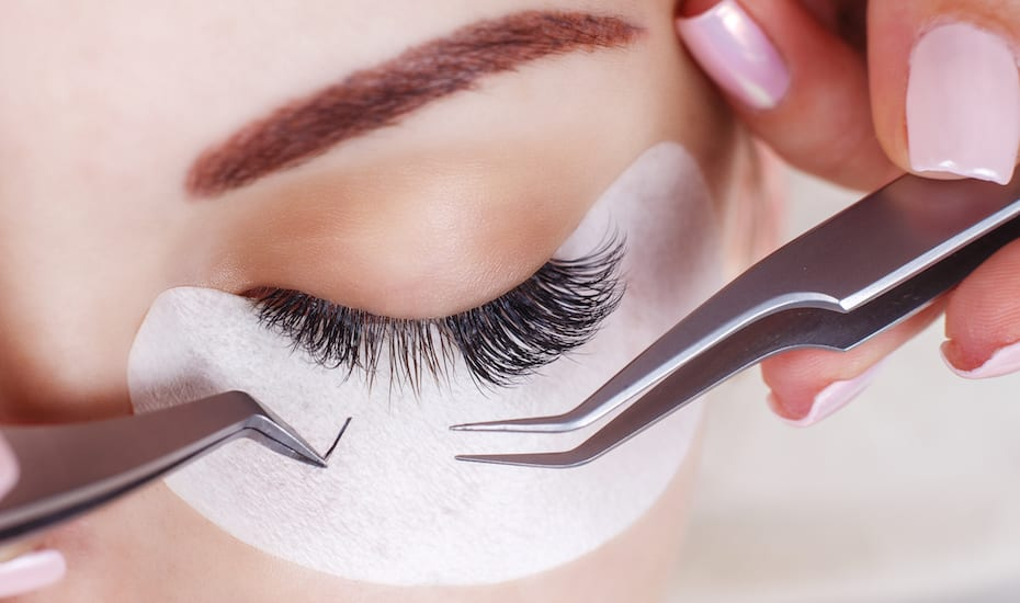 Eyelash Extensions Outcall Service