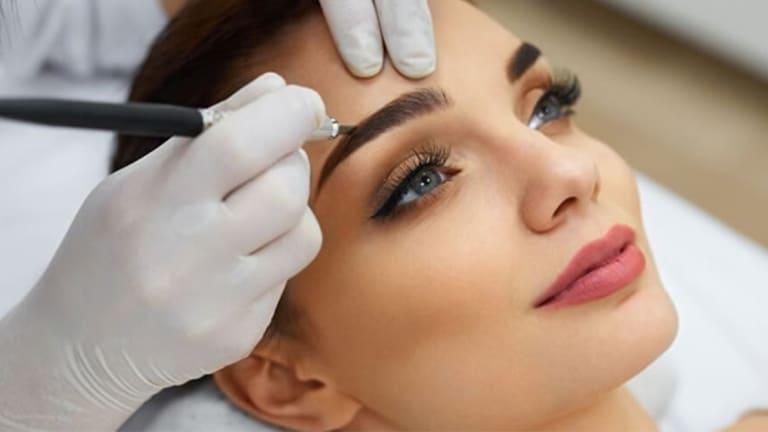 Eyebrow Tattoo  Outcall Service