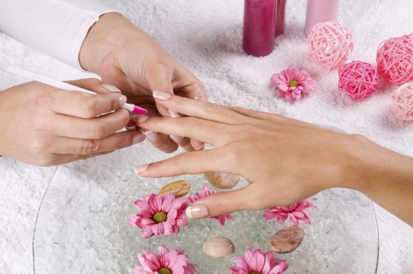 Luxurious Spa Manicure & Pedicure Treatments Outcall Service