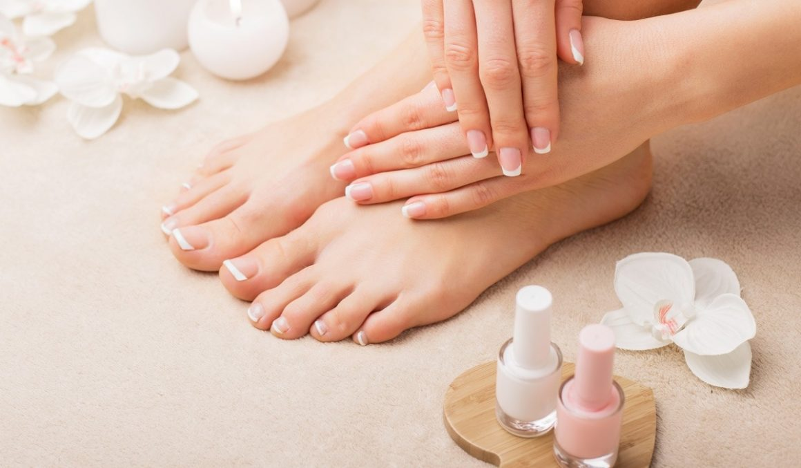 Luxurious Spa Manicure & Pedicure Treatments
